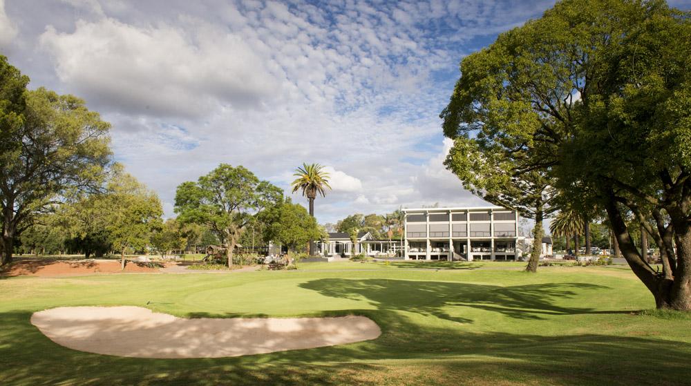 Huddle Park Golf Club Johannesburg