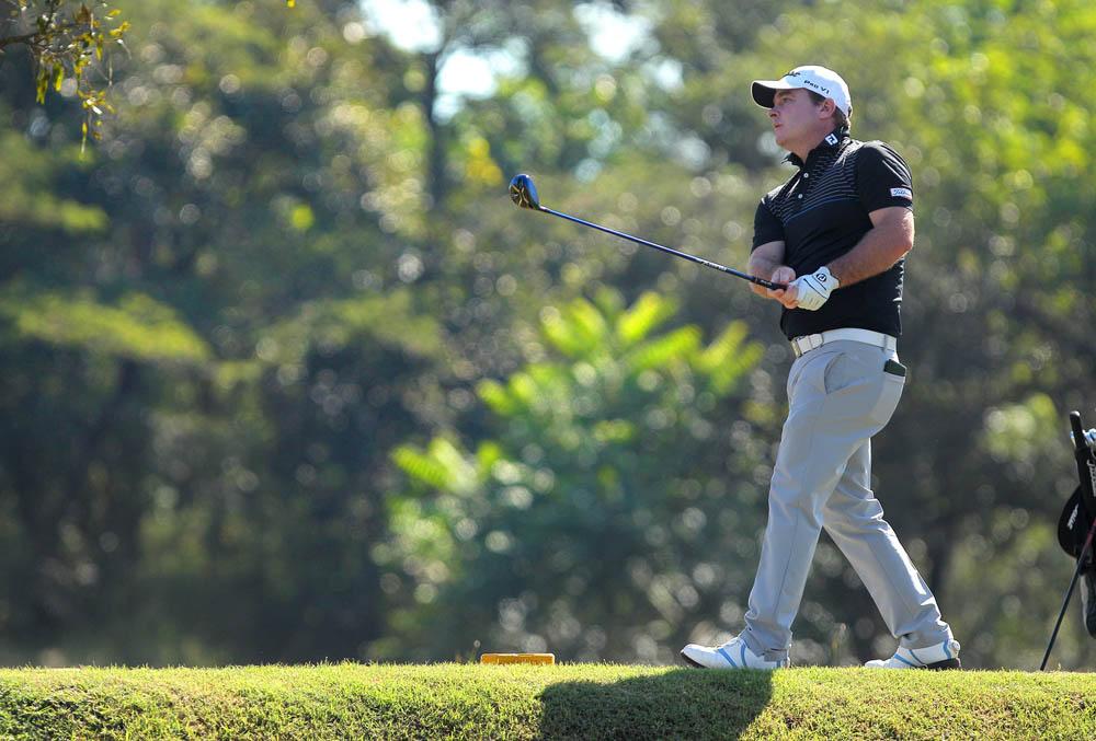 Colin Nel golfer