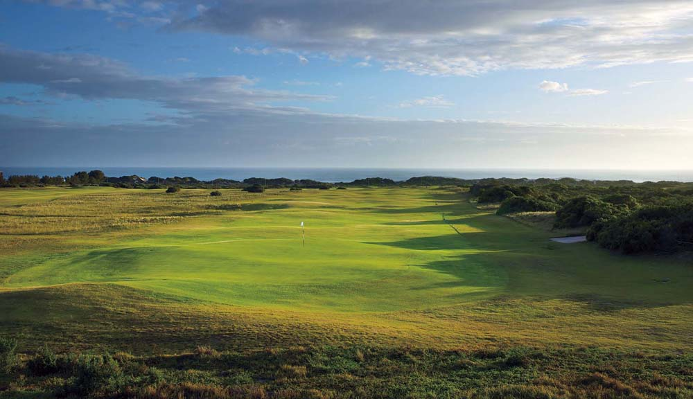 The Humewood links in Port Elizabeth has been included in one of the more interesting World Top 100 lists to be published in 2020